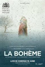 The Royal Opera House: La Boheme Movie Poster