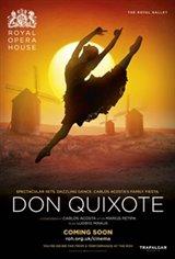 The Royal Opera House: Quixote Movie Poster