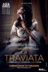 The Royal Opera House's La Traviata Movie Poster