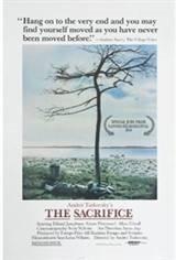 The Sacrifice (1986) Movie Poster