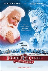 The Santa Clause 3: The Escape Clause Movie Poster Movie Poster