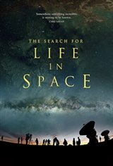 The Search for Life in Space 3D Movie Poster