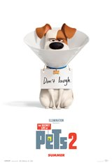 The Secret Life of Pets 2 Poster