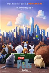 The Secret Life of Pets Movie Poster Movie Poster