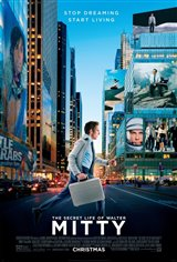 The Secret Life of Walter Mitty Large Poster