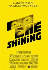 The Shining (International Version) Movie Poster