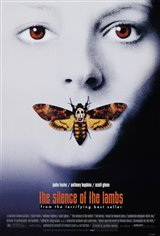 The Silence Of The Lambs Large Poster