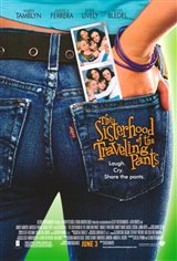 The Sisterhood of the Traveling Pants Movie Poster
