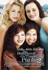 The Sisterhood of the Traveling Pants 2 Movie Poster Movie Poster