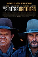 The Sisters Brothers Movie Poster Movie Poster
