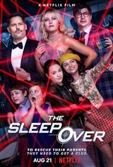 The Sleepover (Netflix) Movie Poster