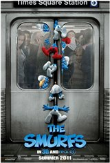The Smurfs Movie Poster Movie Poster