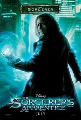 The Sorcerer's Apprentice Movie Poster Movie Poster