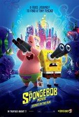 The SpongeBob Movie: It's a Wonderful Sponge Movie Poster