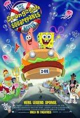 The Spongebob SquarePants Movie Movie Poster