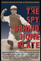 The Spy Behind Home Plate Movie Poster