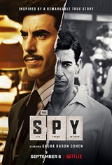 The Spy (Netflix) Movie Poster