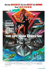 The Spy Who Loved Me Movie Poster