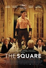 The Square Affiche de film