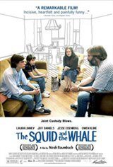 The Squid and the Whale Movie Poster