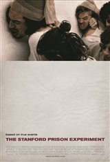 The Stanford Prison Experiment Large Poster