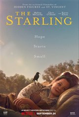 The Starling (Netflix) Affiche de film