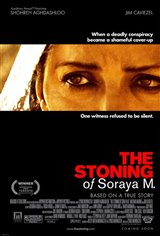 The Stoning of Soraya M. Movie Poster