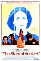 The Story of Adele H. Movie Poster
