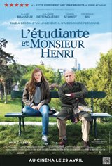 The Student and Mister Henri Movie Poster
