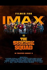 The Suicide Squad: The IMAX Experience Movie Poster
