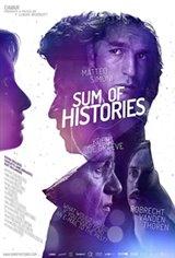 The Sum of Histories (Terug Naar Morgen) Movie Poster