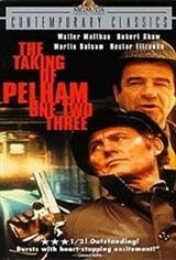 The Taking of Pelham One Two Three (1974) Movie Poster