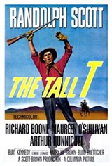 The Tall T Movie Poster