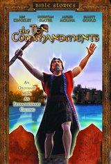 The Ten Commandments 65th Anniversary presented by TCM Affiche de film