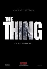 The Thing Large Poster