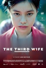 The Third Wife Large Poster