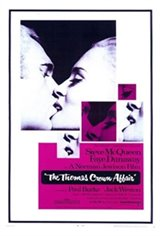 The Thomas Crown Affair (1968) Movie Poster