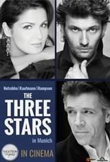 The Three Stars in Munich Movie Poster