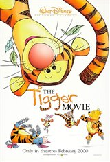 The Tigger Movie Movie Poster