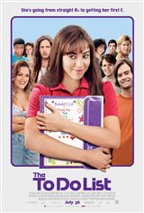 The To Do List Movie Poster