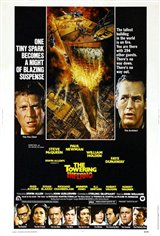 The Towering Inferno Movie Poster