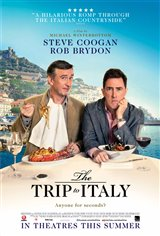 The Trip to Italy Movie Poster