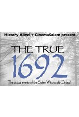 The True 1692 in 3D Movie Poster
