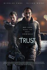 The Trust (v.o.a.) Affiche de film