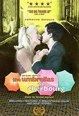 The Umbrellas of Cherbourg Movie Poster