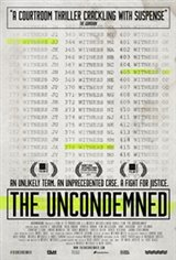 The Uncondemned Movie Poster