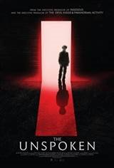 The Unspoken Movie Poster