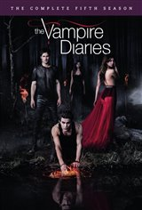 The Vampire Diaries: The Complete Fifth Season Movie Poster
