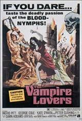 The Vampire Lovers Movie Poster