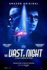 The Vast of Night Large Poster